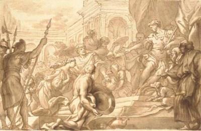 Domenico Piola (Genoa 1627-170