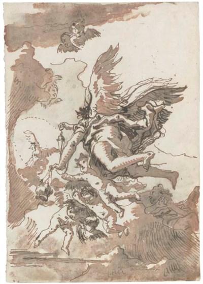 Giovanni Domenico Tiepolo (Ven