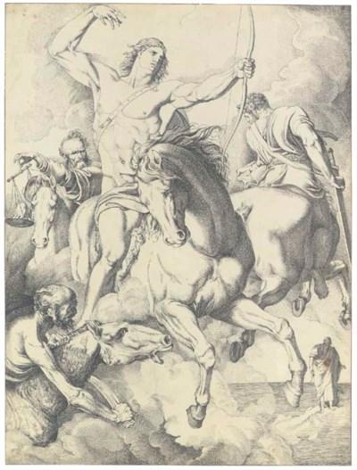 Luigi Sabatelli (Florence 1772