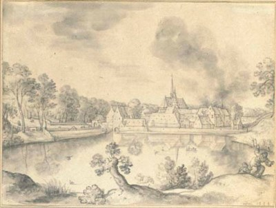 Hans Bol (Malines 1534-1593 Am
