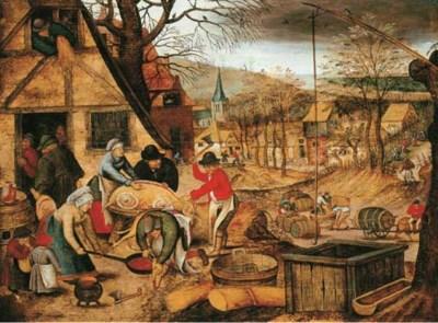 Pieter Breughel the Younger (B