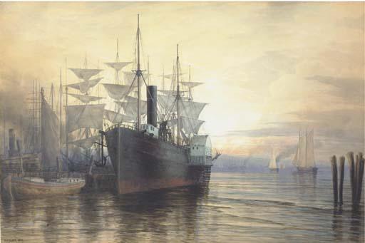 Henry Farrer (American, 1843-1903)