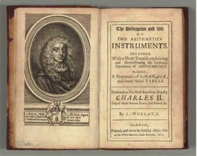 MORLAND, Samuel (1625-1695). T