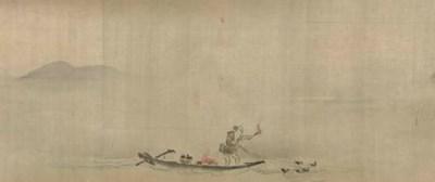 Kano Tsunenobu (1636-1713)