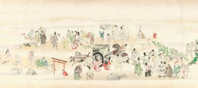 Kano Korenobu (Yosen'in) (1753