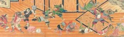 Sugai Baikan (Tosai) (1784-184