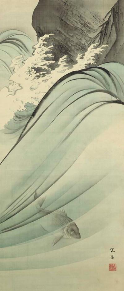 Nishiyama Kan'ei (1833-1897)