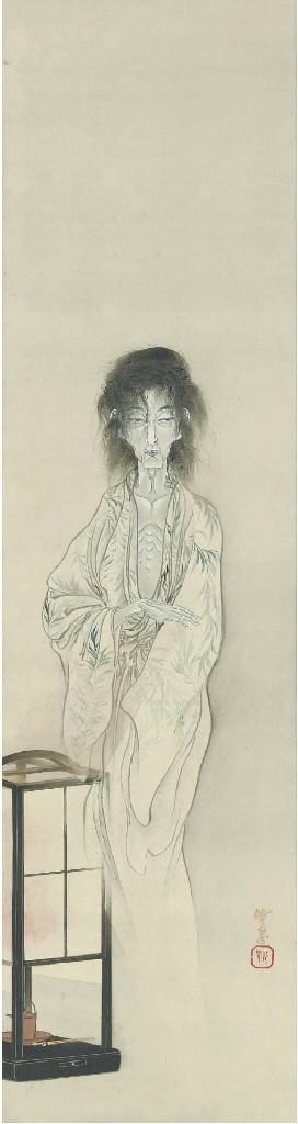 Kawanabe Gyosui (1868-1935)