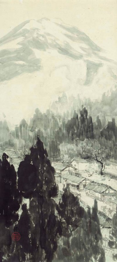 Yoshida Hiroshi (1876-1950)