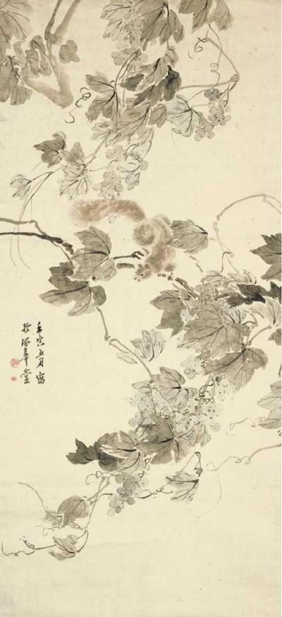 Tsubaki Chinzan (1801-1854)