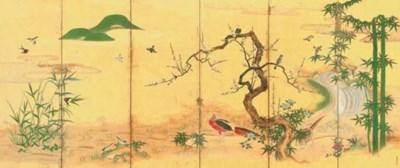 Kano Sokuyo (Fl. 1716-36)
