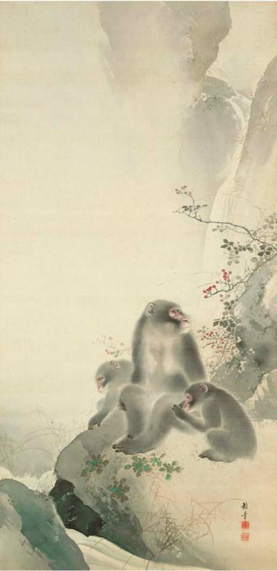 Tanaka Raisho (1868-1940)