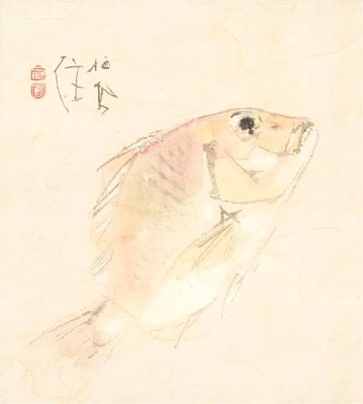 Takeuchi Seiho (1864-1942)