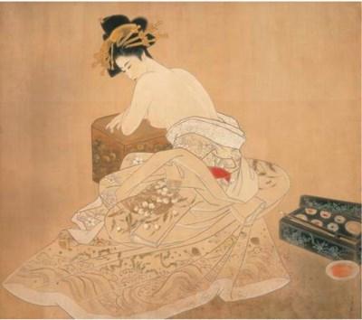 Yokoo Hogetsu (1897-1990)