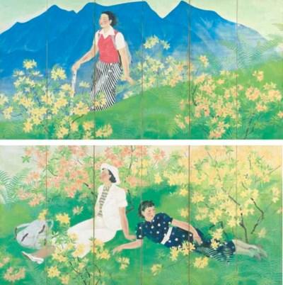 Taniguchi Fumie (b.1910)