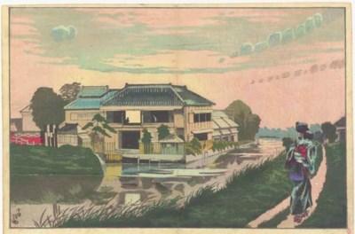 Kobayashi Kiyochika (1847-1915