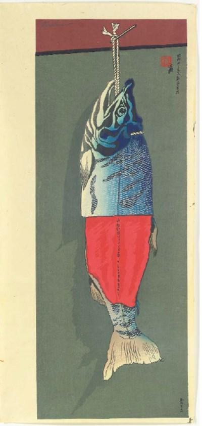 Tokuriki Tomikichiro (1902-199