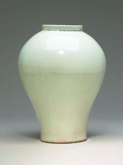 A Large Porcelain Jar
