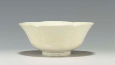 A DINGYAO FOLIATE BOWL