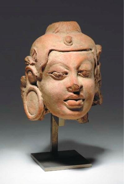 A Terracotta Head