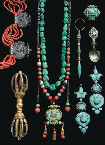 An Assortment of Jewelry and R