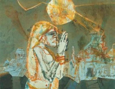 Shyamal Dutta Ray (B. 1934)
