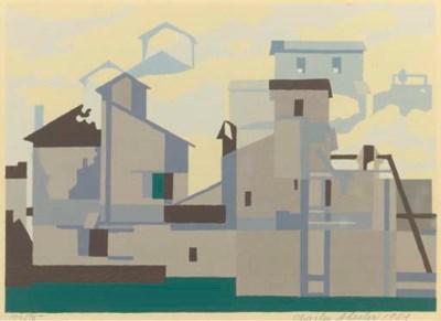 CHARLES SHEELER (1883-1965)