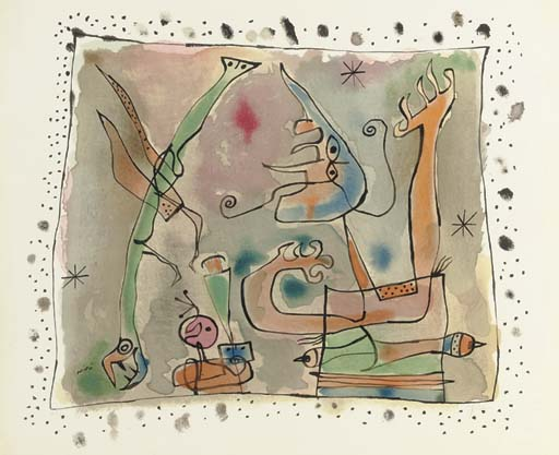 AFTER JOAN MIRO