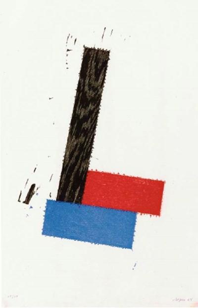JOEL SHAPIRO (B. 1941)