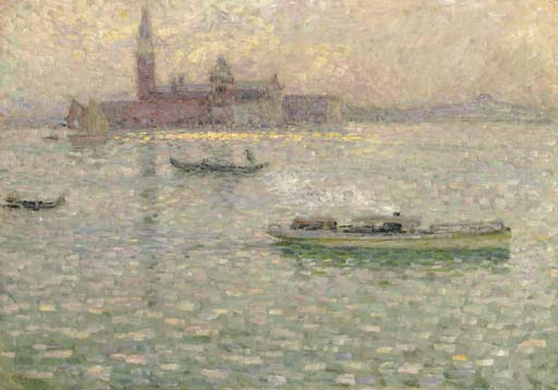 Henri Le Sidaner (1862-1932)