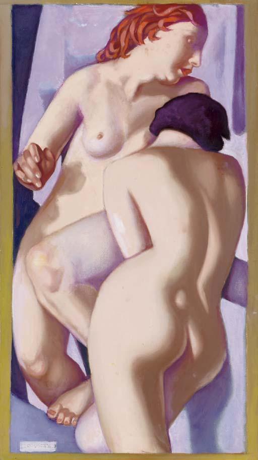 Tamara de Lempicka (1921-1979)
