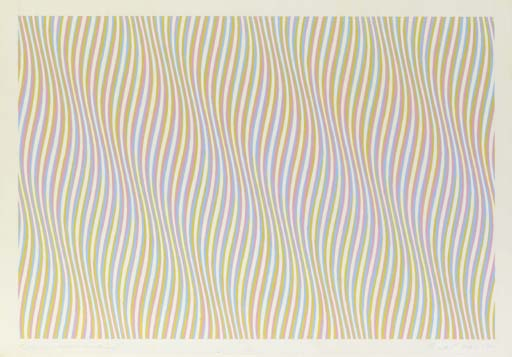 Bridget Riley (b.1931)