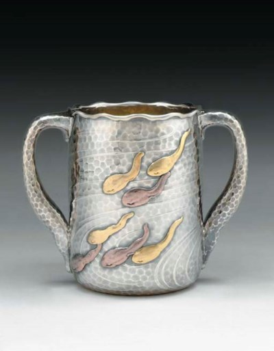 A FINE SILVER AND MIXED-METAL