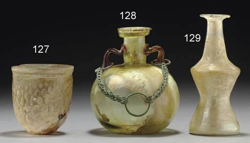 A ROMAN GLASS ARYBALLOS
