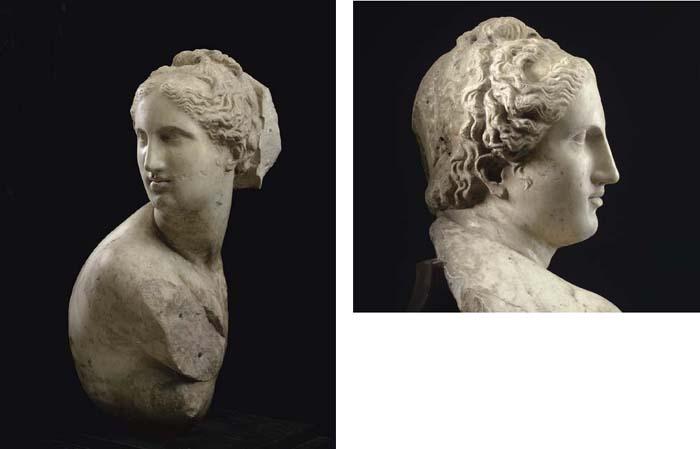 A MONUMENTAL FRAGMENTARY ROMAN