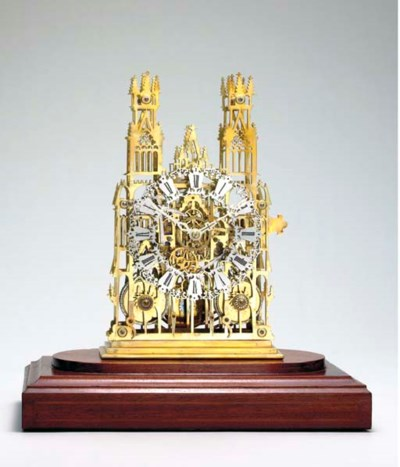 A Victorian small brass York M