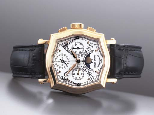 ROGER DUBUIS. A LIMITED EDITIO