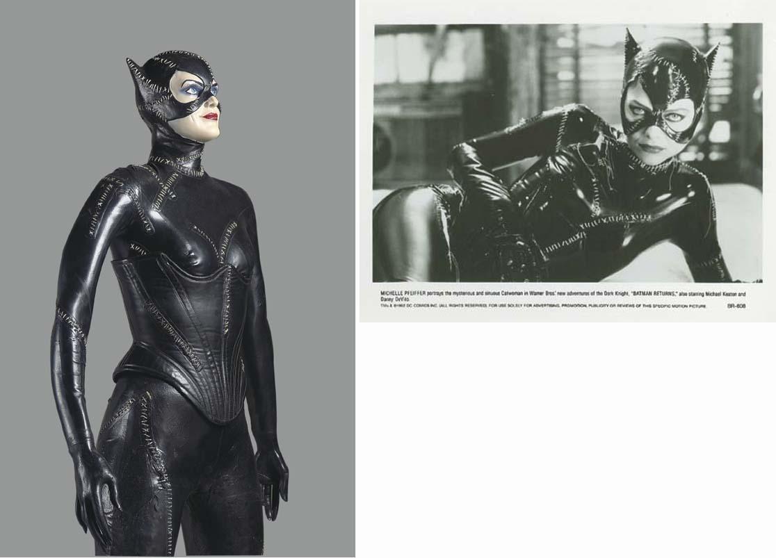 "Batman Returns Movie Poster 1992 Catwoman Michelle Pfeiffer Film 24x36/""//60x90cm"