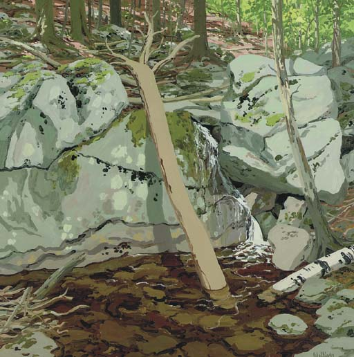 Neil Welliver (1929-2005)