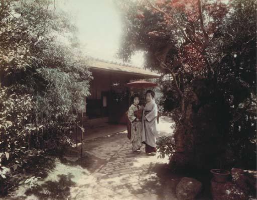 Kusakabe Kimbei (1841-1934)