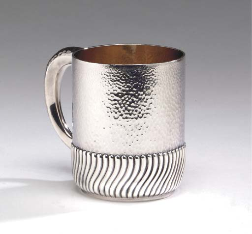 AN AMERICAN SILVER CUP,
