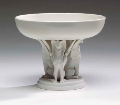 A BERLIN PORCELAIN BOWL,
