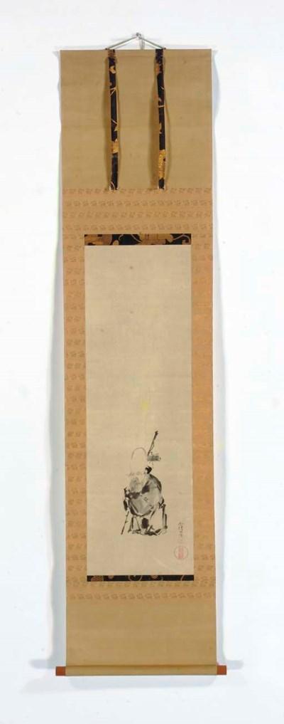 KANO NAONOBU (JAPANESE, 1607-1