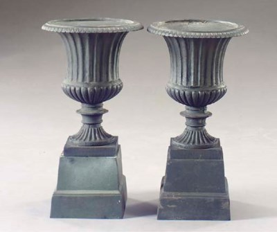 A PAIR OF NEOCLASSICAL STYLE I
