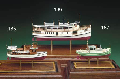A miniature model of the Sea P
