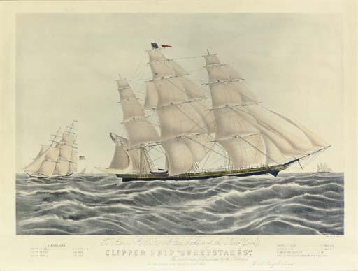 Nathaniel Currier, lithographe
