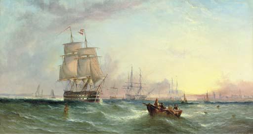 William Callcott Knell (Britis