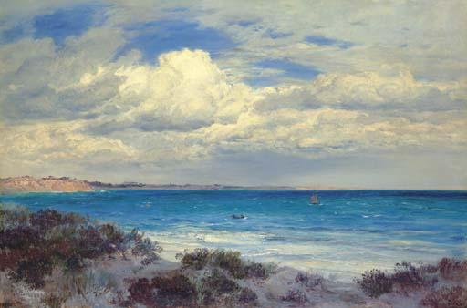 Henry Moore (British, 1831-189