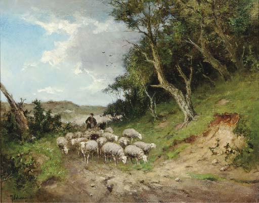 Dutch School, Late 19th/Early