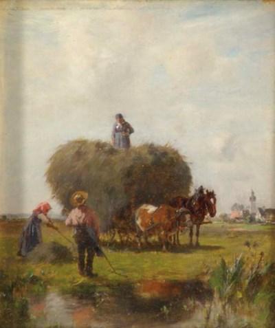 Robert Schleich (GERMAN, 1845-